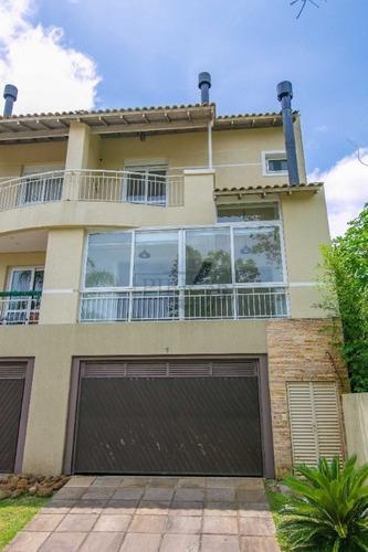 casa condomínio em pedra redonda com 3 dormitórios - lu267702