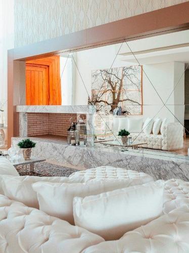 casa condomínio em sans souci com 5 dormitórios - ev2879