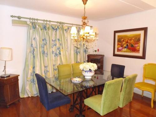 casa condomínio em santa tereza com 4 dormitórios - lu265569