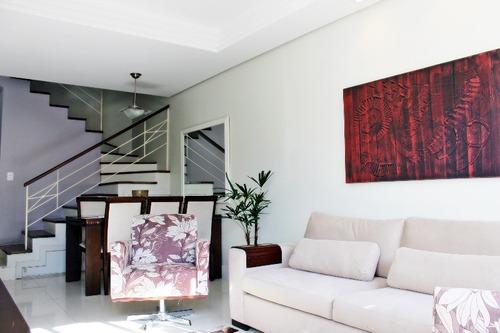 casa condomínio em teresópolis com 3 dormitórios - lu268197