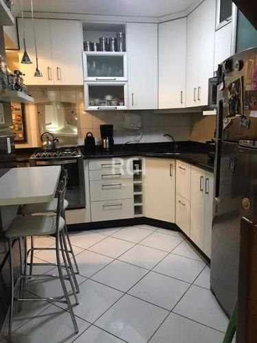 casa condomínio em tristeza com 3 dormitórios - ho427