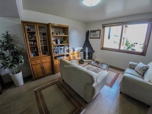 casa condomínio em tristeza com 3 dormitórios - ho435