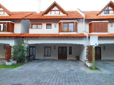 casa condomínio em tristeza com 3 dormitórios - nk15779