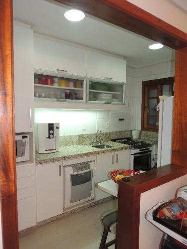 casa condomínio em tristeza com 3 dormitórios - nk16145