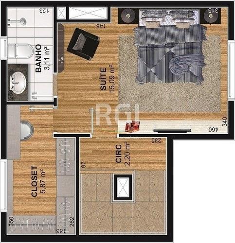 casa condomínio em tristeza com 4 dormitórios - mi17885