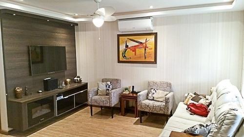 casa condomínio em vila nova com 3 dormitórios - lu268024