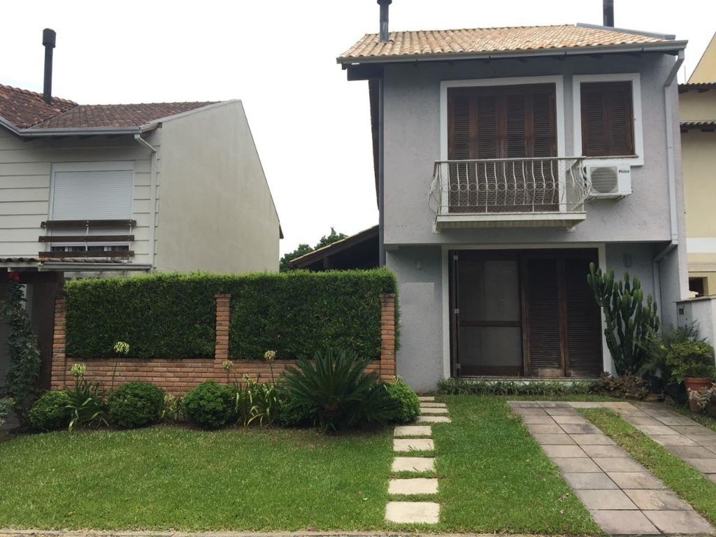 casa condominio em vila nova com 3 dormitórios - vz4833