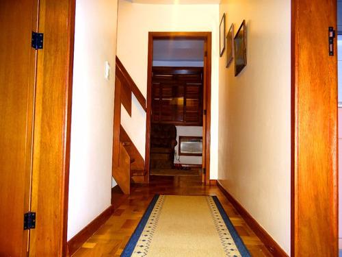 casa condomínio em vila nova com 4 dormitórios - li1501
