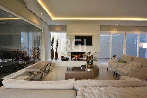 casa condomínio em vila nova com 5 dormitórios - lp986