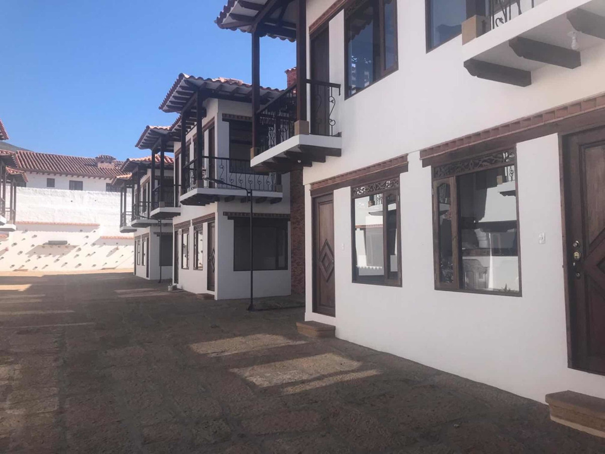 casa condominio en villa de leyva