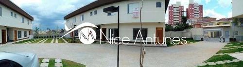 casa condominio fechado a venda, sitio mandaqui, 03 dorms, 01 suíte, 01 vaga, excelente localização - na10680