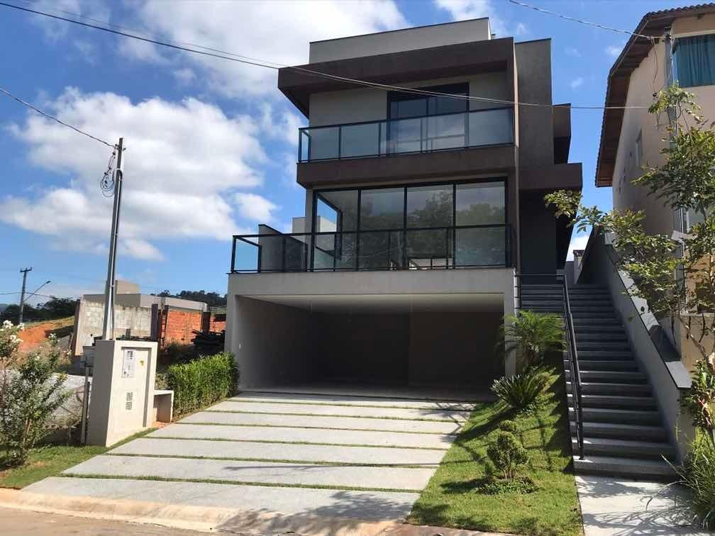 casa condomínio new ville santana de parnaíba com piscina