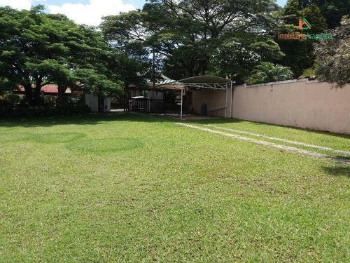 casa  condomínio quintas do campo largo, araçoiaba da serra. - ca0251