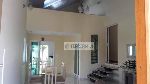 casa condomínio vila branca - ca1421