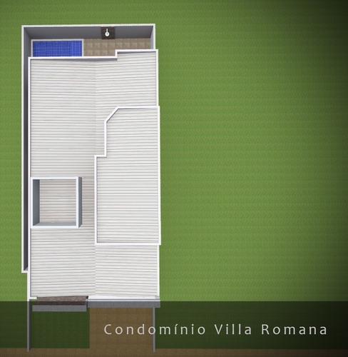 casa condominio villa romana, recreio das acacias