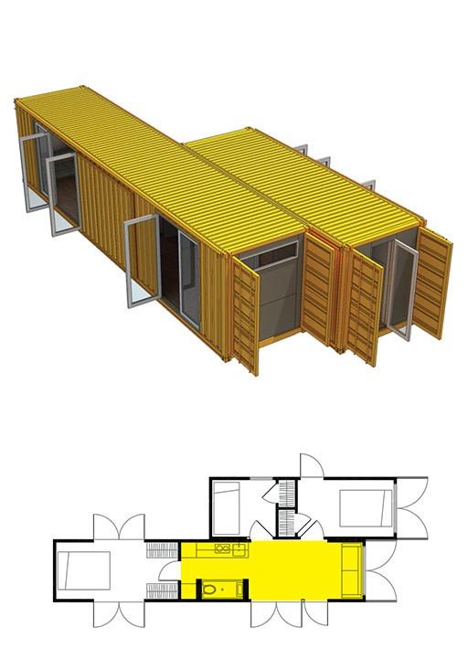 casa container 140 modelos leia o anuncio retirar frete r 25 00 em mercado livre. Black Bedroom Furniture Sets. Home Design Ideas