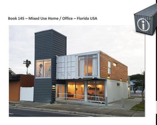 casa container 155 modelos ebook   frete gratis   r 125