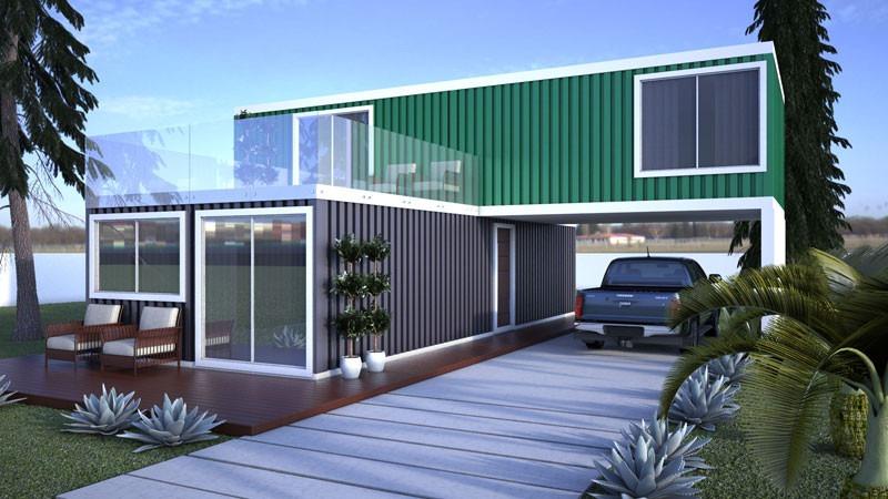 casa container   dicas id ias modelos e projetos