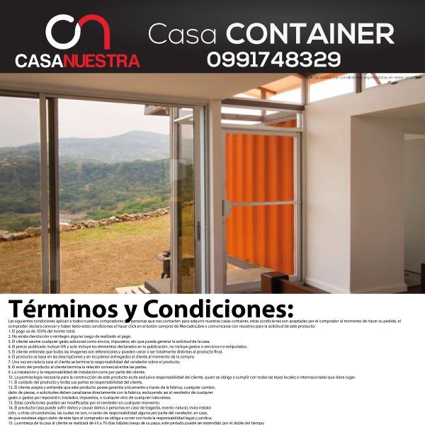 Casa Container Para Todos 4 Habitaciones Y 2