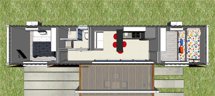 Container casas - Milanuncios com casas ...