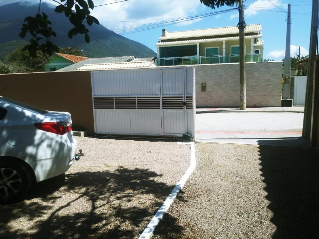 casa container - terreno na beira da praia do pontal - ca2363