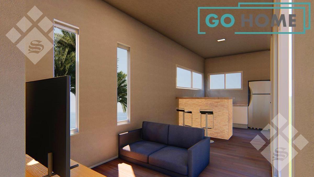 casa containers.- 2 amb. diseño exclusivo!