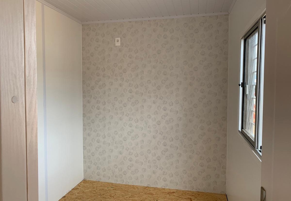 casa contenedor 40 + 20 pies con 2 dormitorios 45 m2