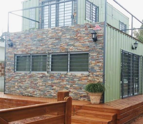 casa contenedor container vivienda campo quinta 60 mts2 (fa)