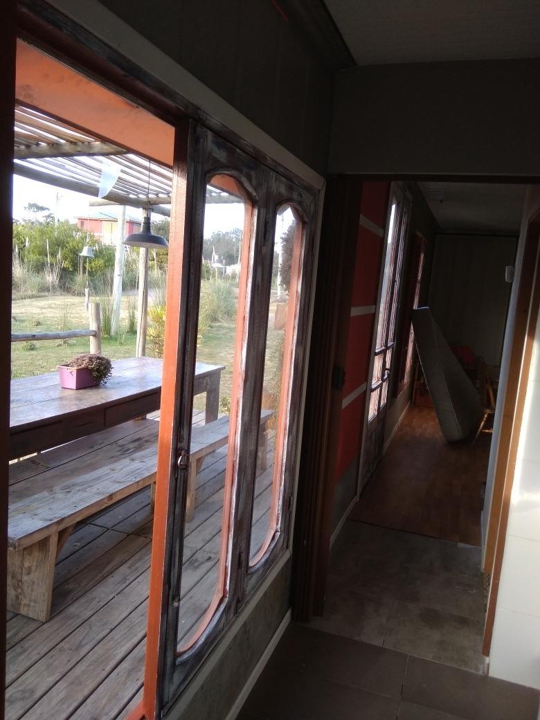 casa contenedor tercer 40 pies lista y amueblada