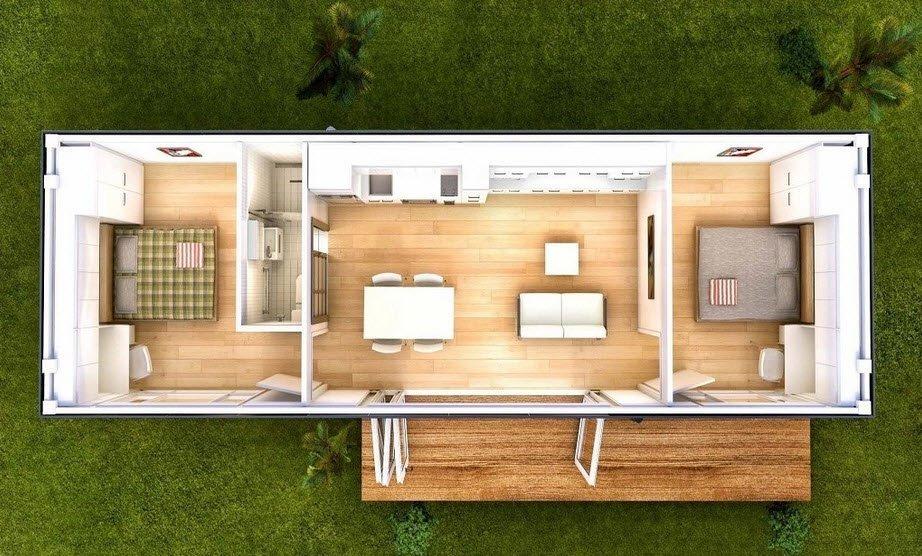 casa contenedor vivienda modulos 34