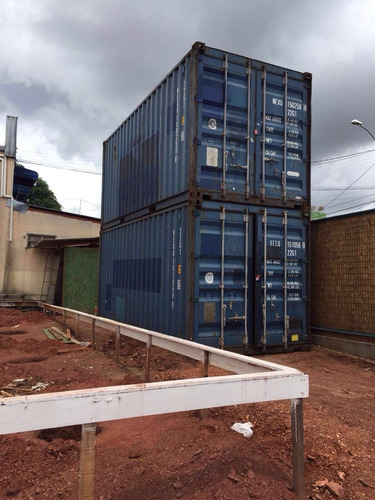 casa contêiner - fornecimento, projeto e construção