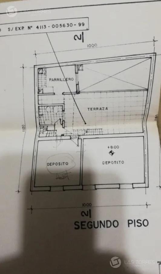 casa - cordón - vivienda u oficina, amplia, buen estado