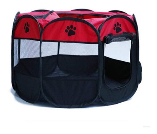casa corral plegable kennel portátil mascotas, perro gato