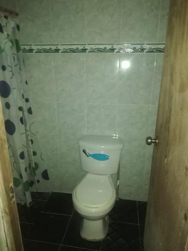 casa costa de dos avitaciones un baño..sala comedor.