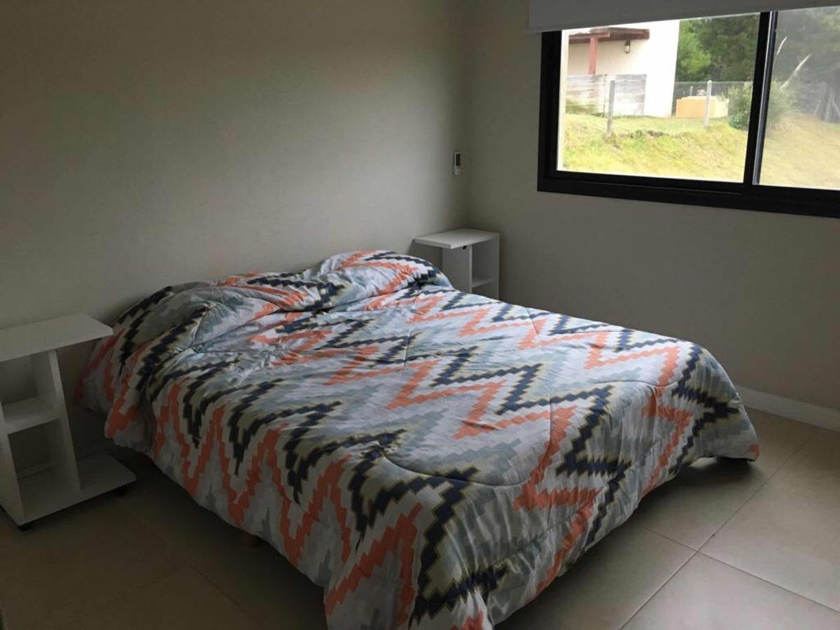 casa costa esmeralda, alquiler 4 ambientes con dep y pileta