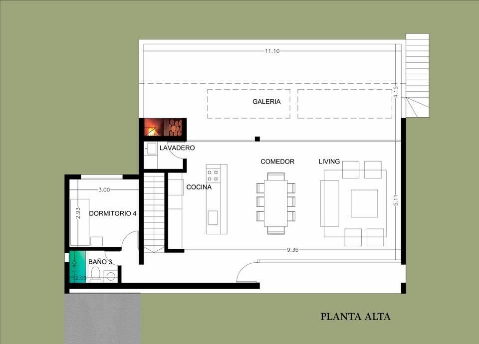 casa costa esmeralda deportiva ii