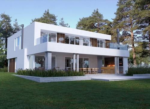 casa country pilar ** constructora ** costa esmeralda