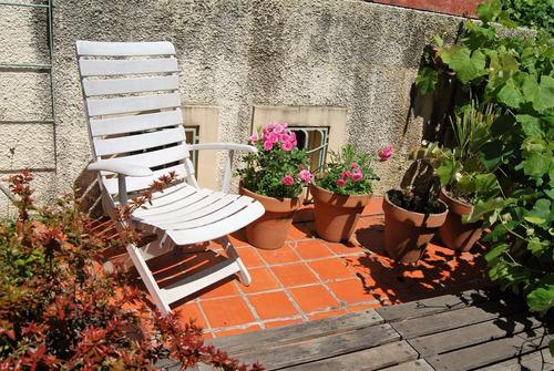 casa c/patios soleados a metros de parque saavedra