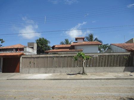casa c/piscina 150 metros da praia - jd bopiranga - ref: 160