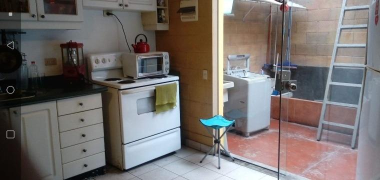 casa cuadruplex. en condominio