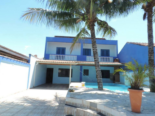 casa d praia itanhaém c piscina churrasqueira perto da praia