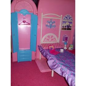 Casa Da Barbie Maleta A Princesa E A Popstar
