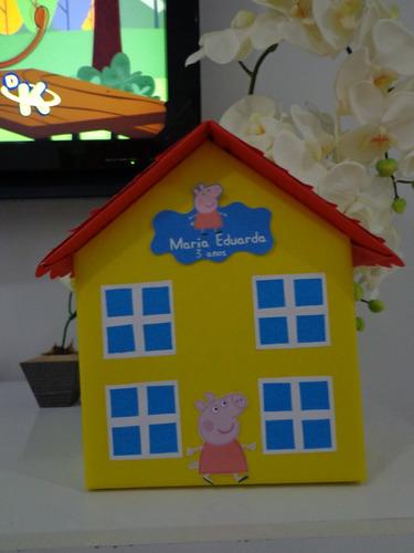 casa da peppa pig