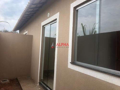casa de 02 quartos com entrada coletiva no bairro jardim das roseiras em igarapé - 7207