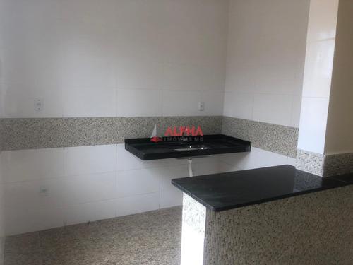casa de 02 quartos com entrada individual no bairro jardim das roseiras em igarapé - 7206