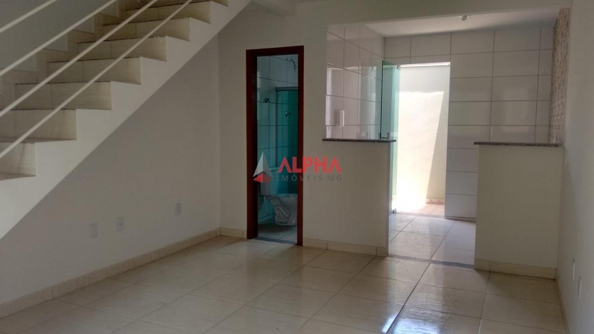 casa de 02 quartos no bairro palmeiras em ibirité - 3891