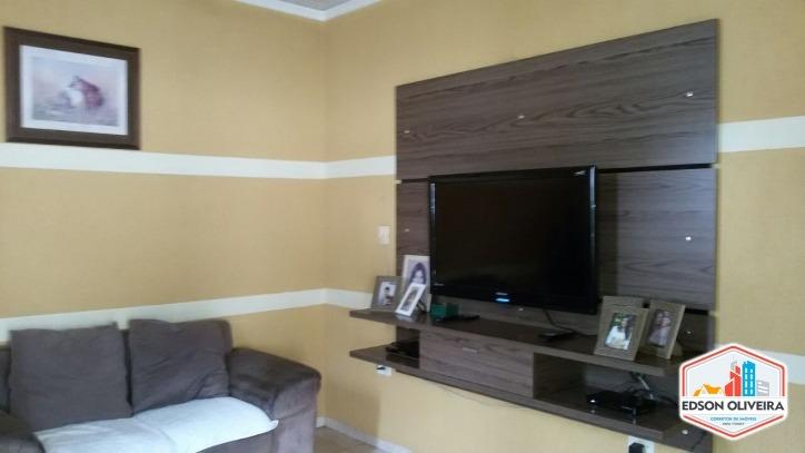 casa de 03 dormitórios + salão comercial em porto feliz/sp