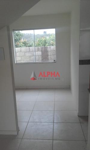casa de 03 quartos com entrada individual no bairro jardim nazareno em betim - 7214