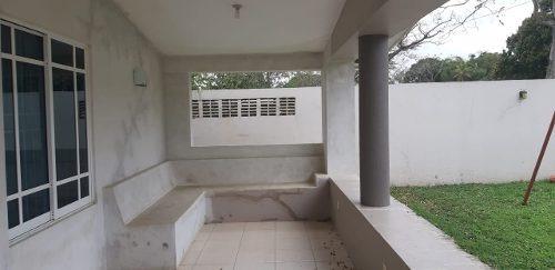 casa de 1 piso en venta, fracc. san miguel, naranjos-amatlan, veracruz