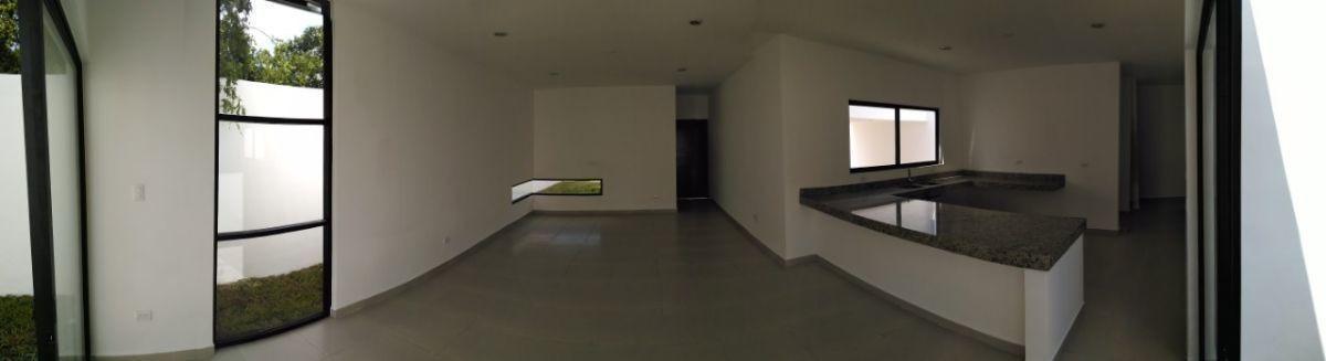 casa de 1 planta, zelena #41